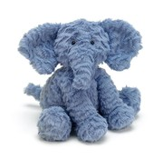 Jellycat Knuffel Olifant Fuddlewuddle Elephant