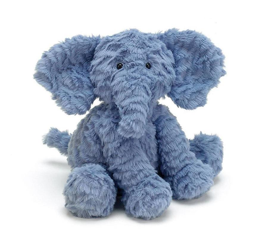 Knuffel Olifant Fuddlewuddle Elephant