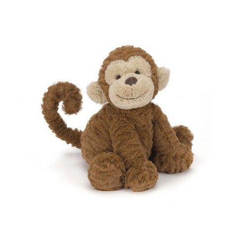 Jellycat Knuffel Aap Fuddlewuddle Monkey