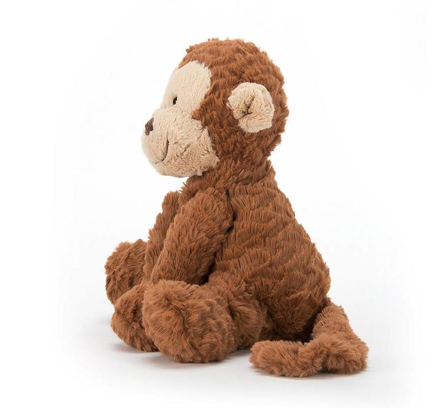 Knuffel Aap Fuddlewuddle Monkey