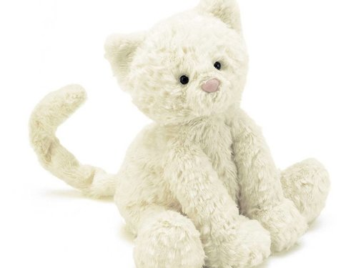 Jellycat Knuffel Kat Fuddlewuddle Kitty