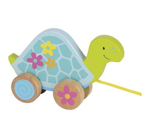 GOKI Trekfiguur Schildpad