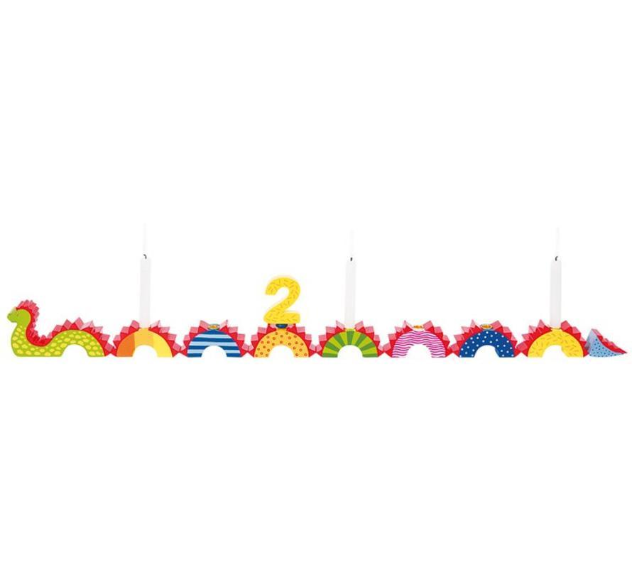 Verjaardagsslang Draak