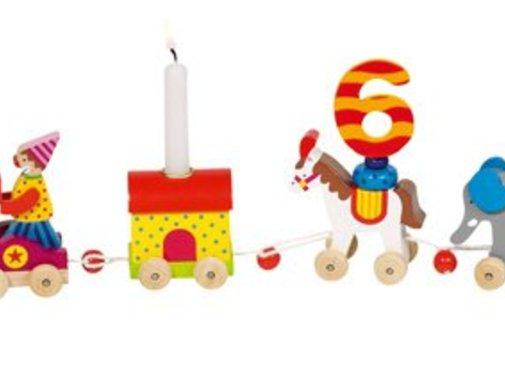 GOKI Verjaardagstrein Circus