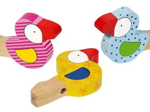 GOKI Vogeltoeter Mini 3-delig