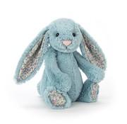 Jellycat Knuffel Konijn Blossom Aqua Bunny