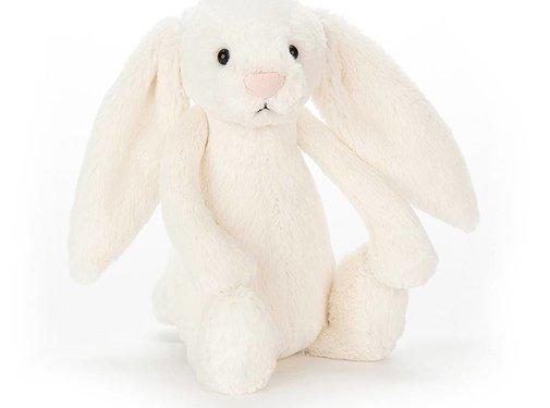 Jellycat Knuffel Konijn Bashful Cream Bunny Chime