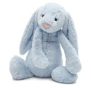 Jellycat Knuffel Konijn Bashful Blue Bunny