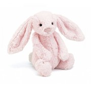 Jellycat Jellycat Knuffel Konijn Bashful Pink Bunny