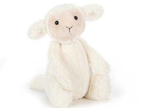 Jellycat Knuffel Schaap Bashful Lamb