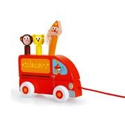 Scratch Scratch Pop-Up Circus  Hout