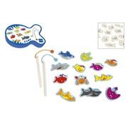 Scratch Scratch Visspel Gevaarlijke Vissen