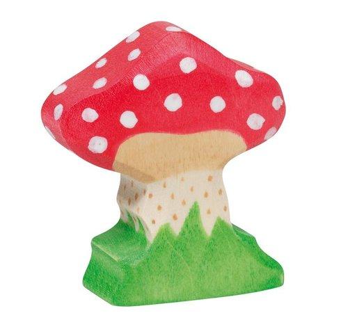 Holztiger Mushroom Vliegenzwam 80233