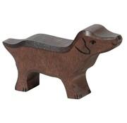Holztiger Hond Teckel 80356