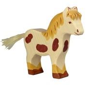 Holztiger Paard Pony 80044