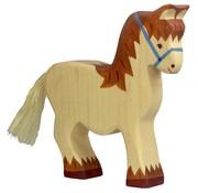 Holztiger Trekpaard 80038