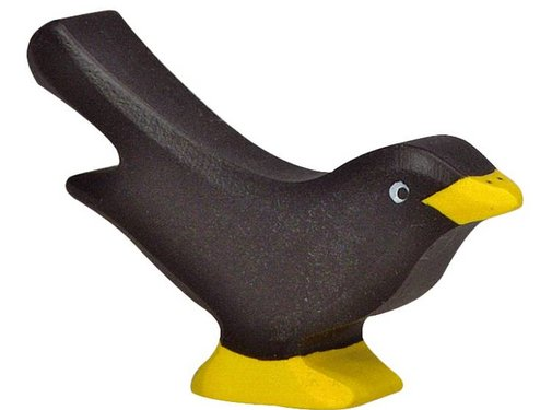Holztiger Vogel Merel 80117