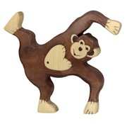 Holztiger Chimpansee 80170