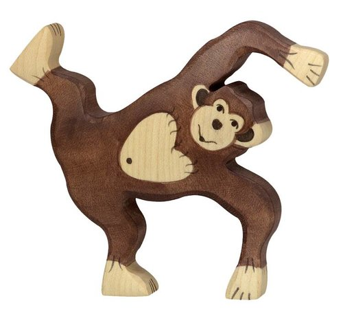 Holztiger Chimpanzee 80170