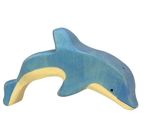 Holztiger Dolfijn 80198