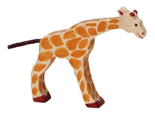 Holztiger Giraf 80156