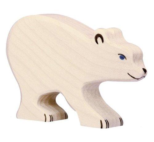 Holztiger Polar Bear 80208