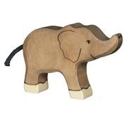 Holztiger Elephant 80537