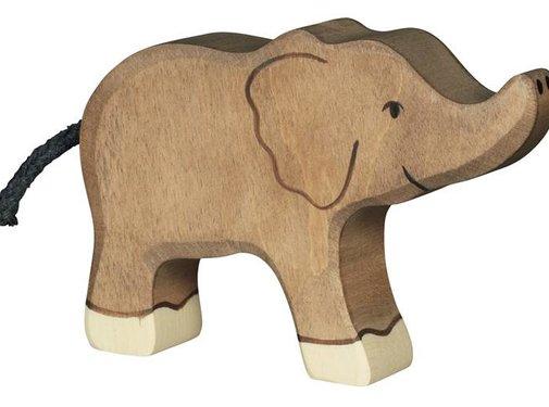 Holztiger Olifant 80537