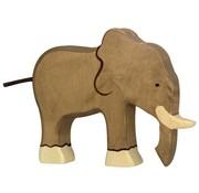 Holztiger Elephant 80147