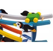 Small Foot Knikkerbaan Pinguins