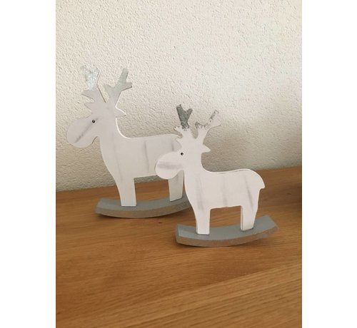 Small Foot Eland Decor 2-delig Hout