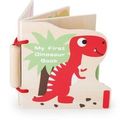 Small Foot Boek Dino Hout