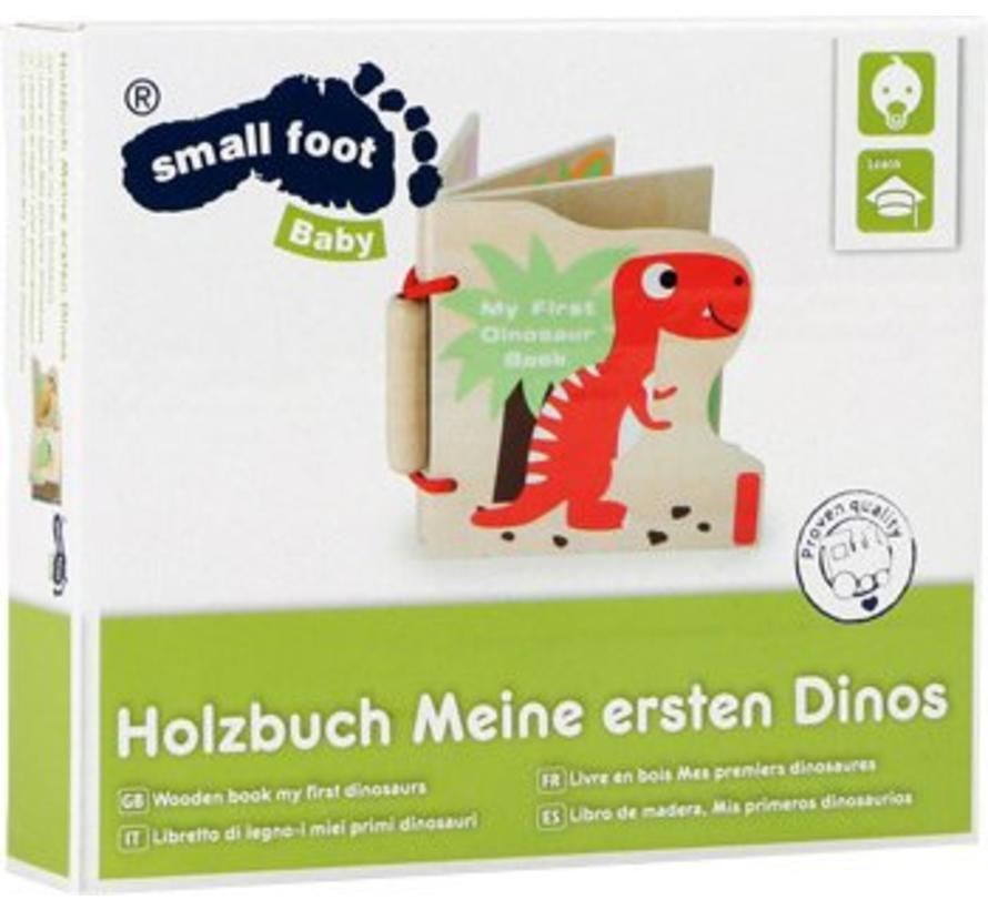 Boek Dino Hout