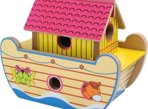 Small Foot Ark van Noach Bouwset