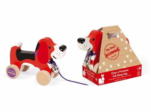 Janod Janod Trekfiguur Hond Beagle