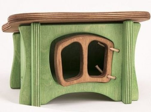 Ostheimer Rabbit Cage Goose House 3525
