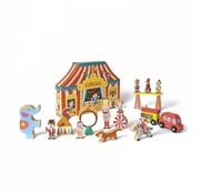 Janod Circus Story Box