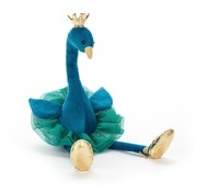 Jellycat Pauw Fancy Peacock