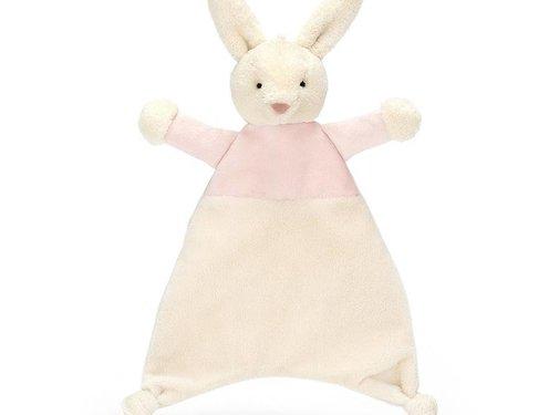 Jellycat Knuffeldoek Konijn Star Bunny Pink