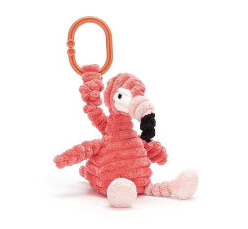 Jellycat Knuffel Flamingo Cordy Roy Baby Jitter
