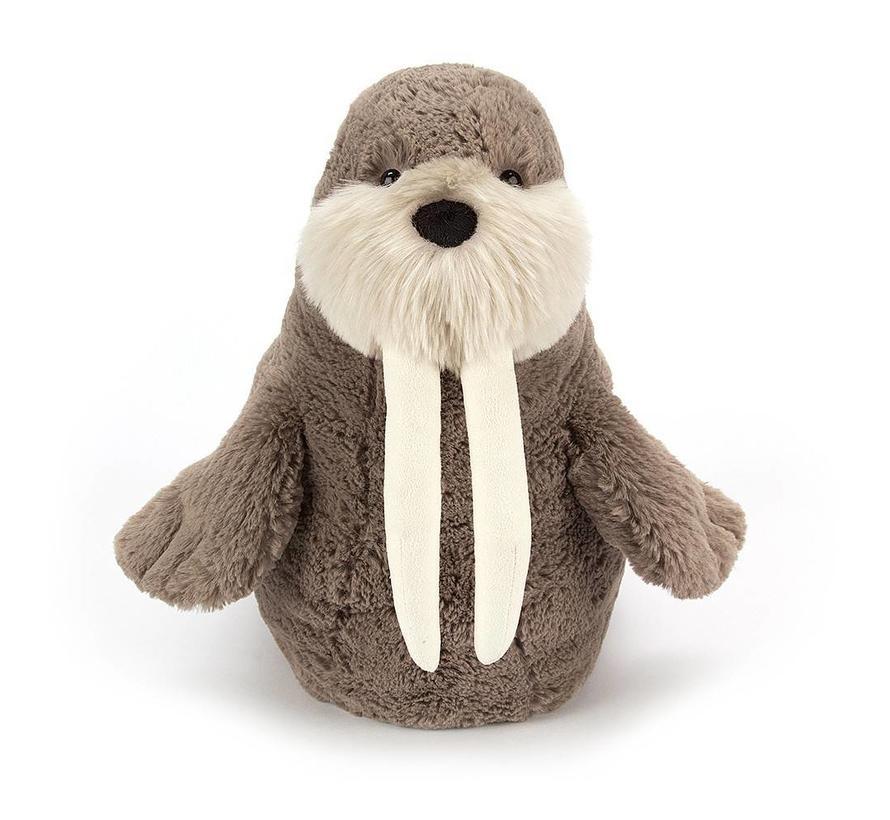 Jellycat Knuffel Walrus Willie