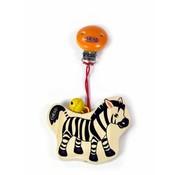 Hess Kinderwagenhanger Zebra