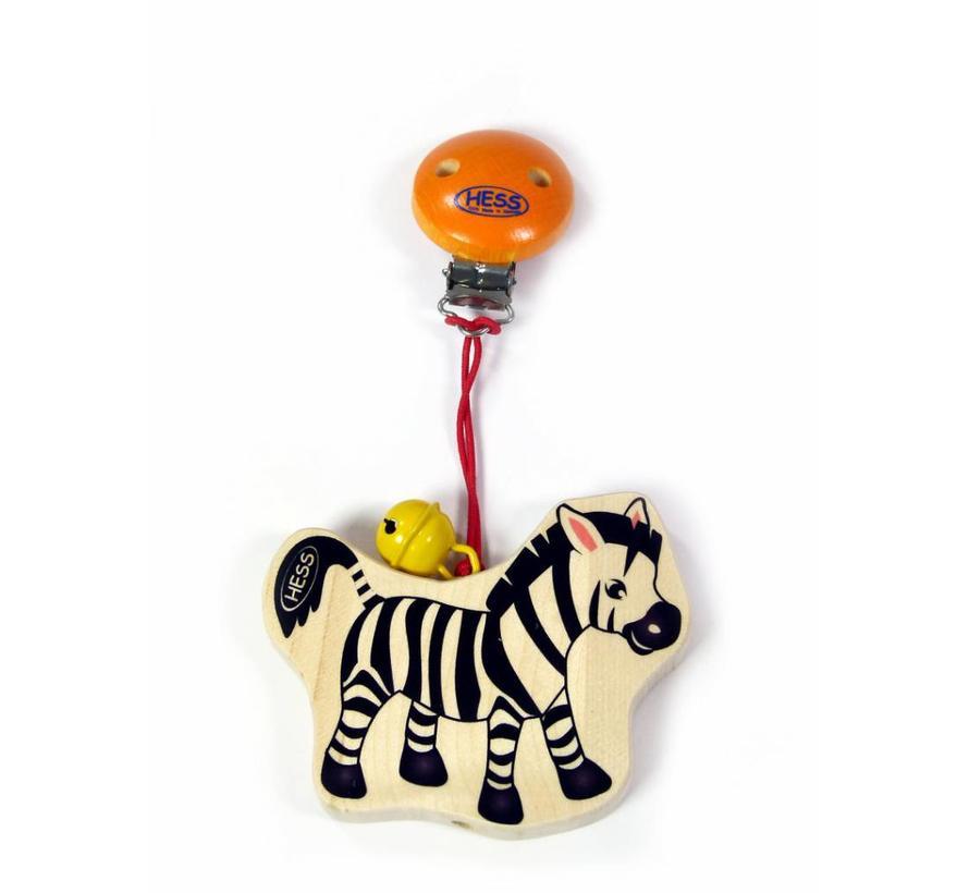 Kinderwagenhanger Zebra