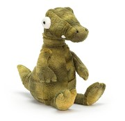 Jellycat Knuffel Alan Alligator Krokodil