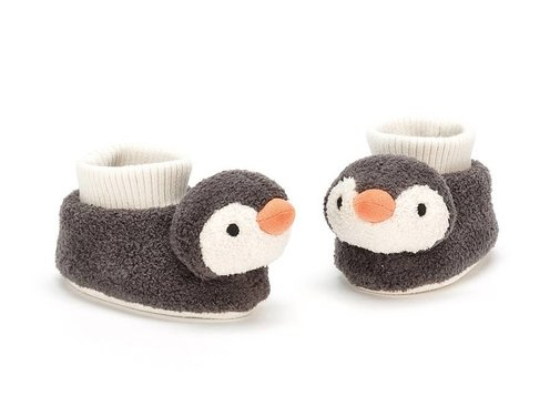 Jellycat Slofjes Pippet Penguin Booties