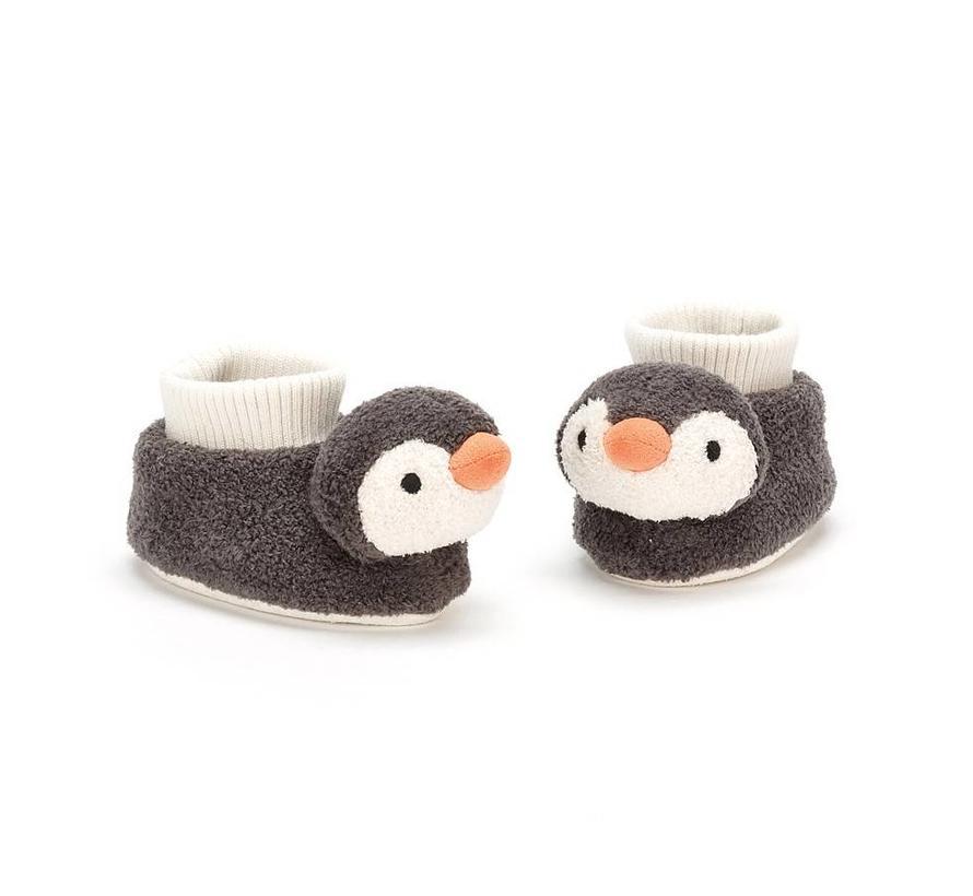 Slofjes Pippet Penguin Booties