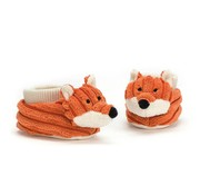 Jellycat Slofjes Cordy Roy Fox Booties