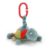 Jellycat Bibber Knuffel Carnival Turtle Jitter