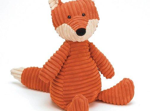 Jellycat Knuffel Vos Cordy Roy Fox