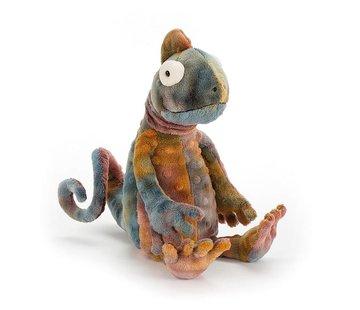 Jellycat Knuffel Kameleon Colin Chameleon